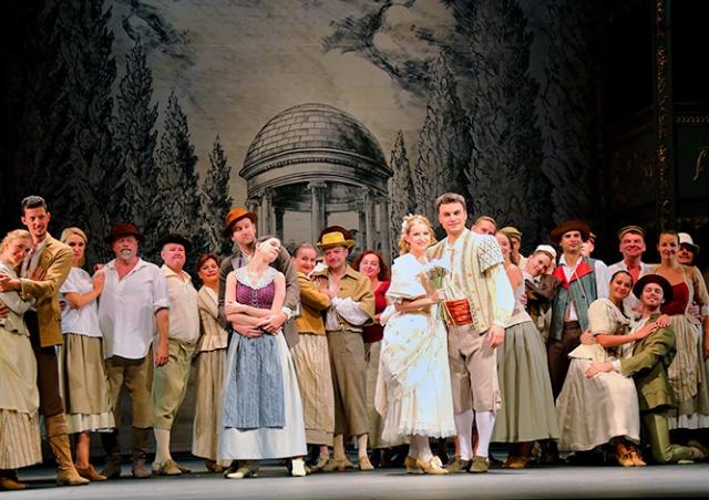 В пражском парке бесплатно покажут оперу «Дон Жуан»