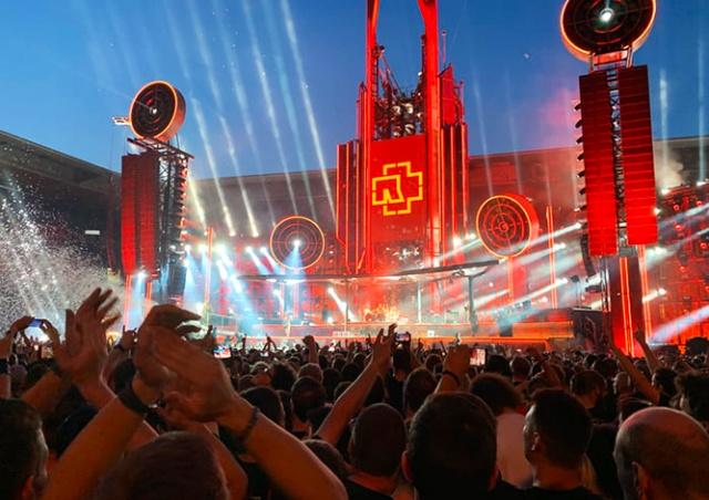 Власти Праги сообщили о незаконности прошедшего концерта Rammstein