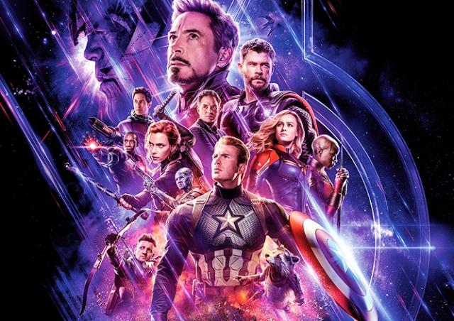 Новые «Мстители» стали самым кассовым фильмом в истории