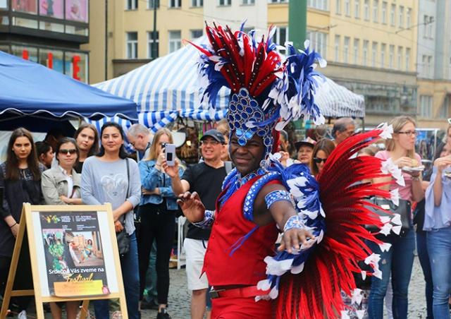 В Праге стартовал фестиваль латиноамериканской культуры