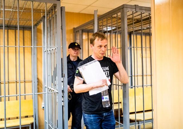 На задержавших Ивана Голунова полицейских завели уголовное дело