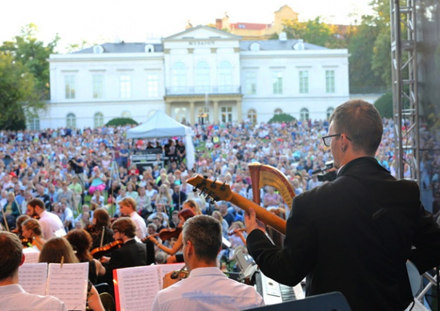 Бесплатный концерт в Праге: симфонический оркестр исполнит музыку из фильмов