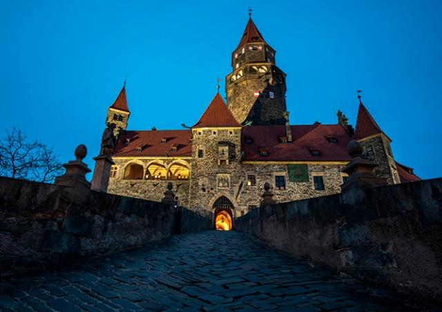 «Ночь крепостей и замков» пройдет в Чехии 31 августа