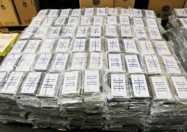 В Германии изъяли крупнейшую в истории страны партию кокаина