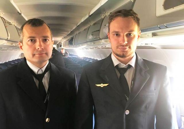 Посадившим самолет на кукурузное поле пилотам присвоены звания Героев России