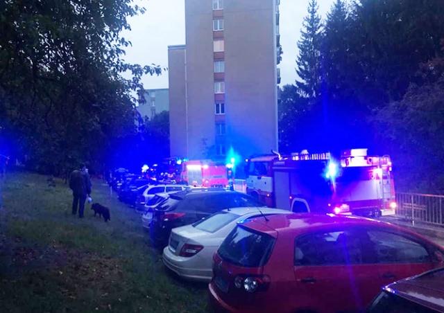 В жилом доме в Чехии взорвался газ