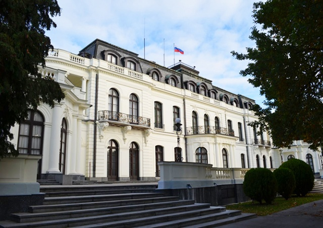 РФ отреагировала на решение Праги-6 демонтировать памятник Коневу