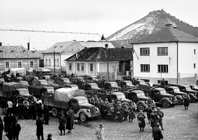 В Праге состоится лекция «Как Сталин забрал себе Подкарпатскую Русь»