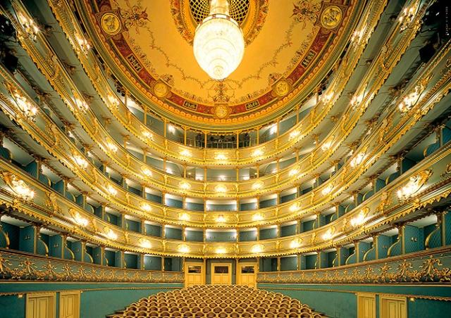 В субботу в Праге пройдет «Ночь театров»
