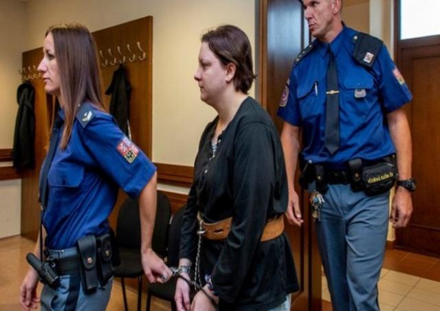 Чешская убийца Янакова солгала об изнасиловании