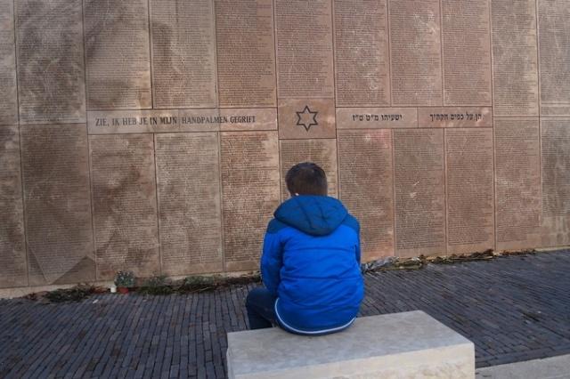 В городе Плзень вспоминают жертв Холокоста