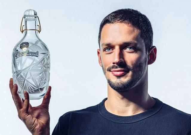 Десять уникальных бутылок Pilsner Urquell продадут на аукционе
