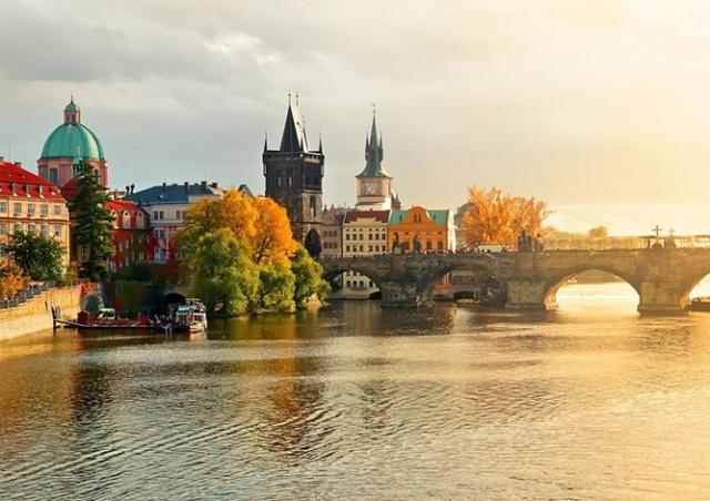 Бабье лето прогреет воздух в Чехии до 23°C