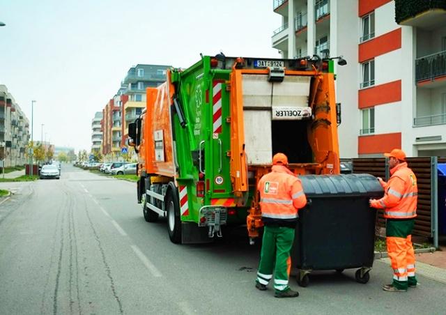 Вывоз мусора в Праге существенно подорожает