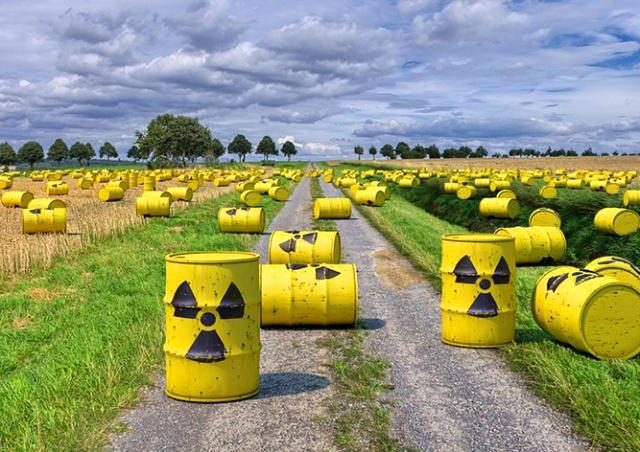 Россия примет 12 тыс. тонн ядерных отходов из Германии