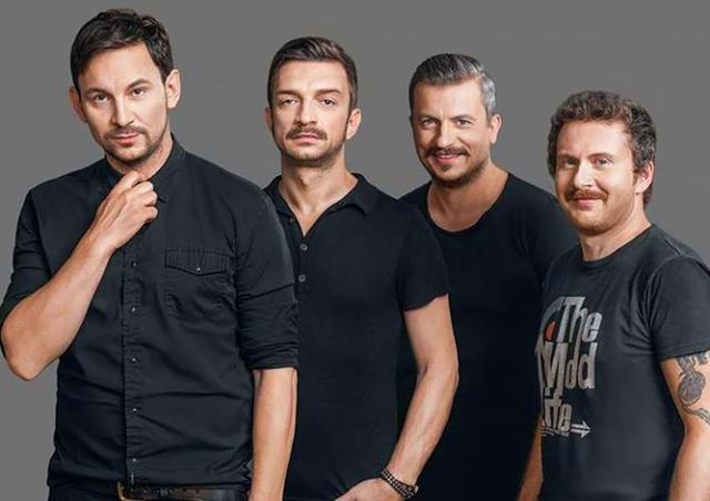 В Праге выступит группа «Друга Ріка»