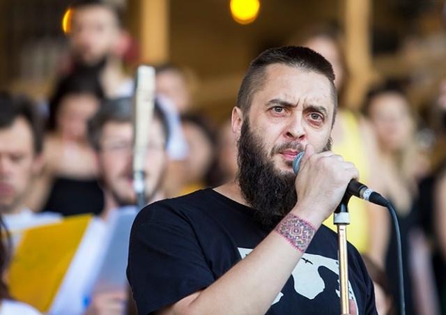 В Праге пройдет концерт Олега Каданова из группы «Оркестр Че»