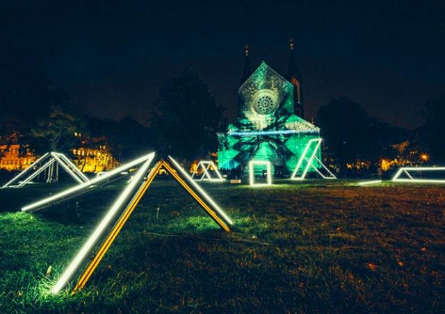 В четверг в Праге стартует фестиваль света SIGNAL