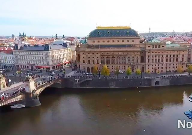 В Праге прощаются с Карелом Готтом