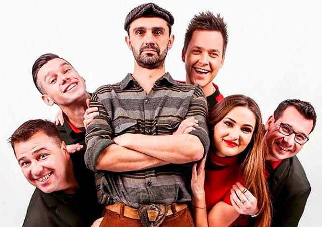 «VIP Тернополь» привезет в Прагу свое юмористическое шоу