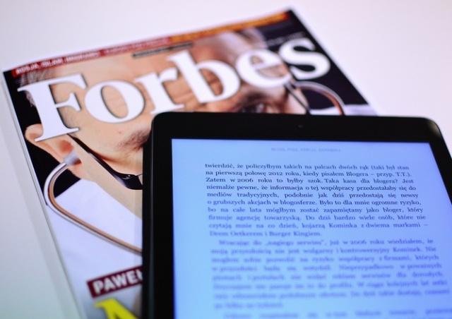Forbes снова посчитал чешских миллиардеров