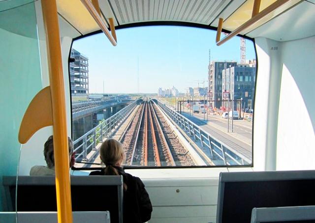Сенат Чехии одобрил строительство метро без машинистов