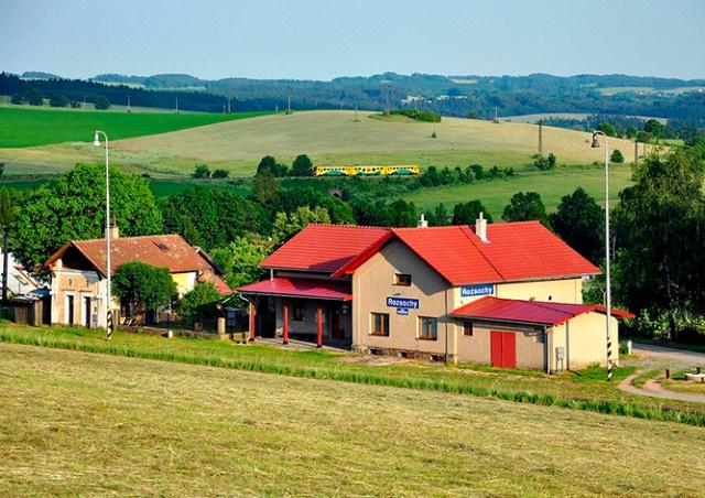 Названы самые красивые вокзалы Чехии