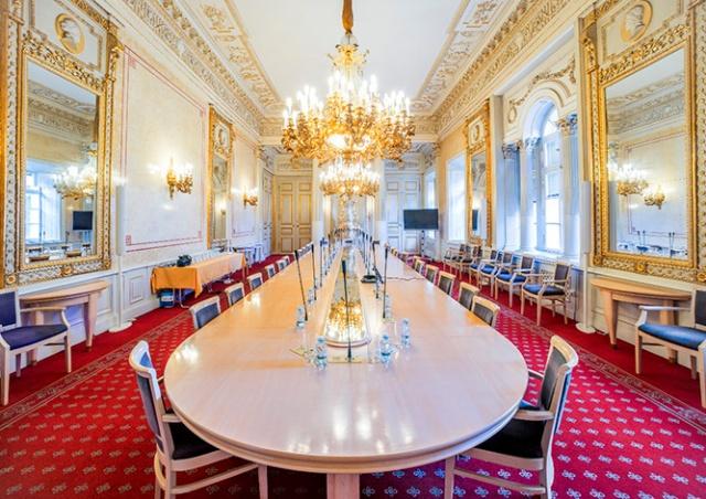 Роганский дворец в Праге откроют для туристов второй раз в истории