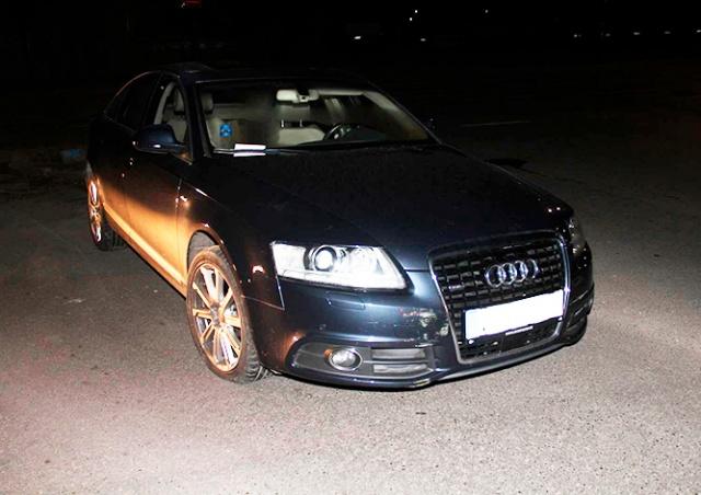 Полиция Праги нашла вора, угнавшего машину с младенцем