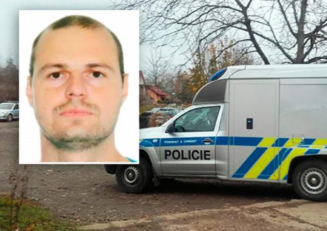 В Чехии разыскивают иностранца, подозреваемого в двойном убийстве