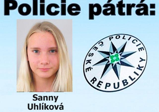 В Чехии разыскивают пропавшую школьницу