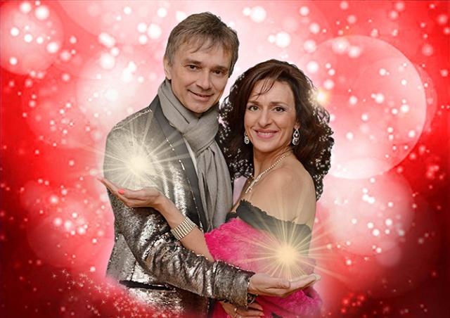 Рихард Пахман и Дита Горжинкова отправляются в рождественское турне