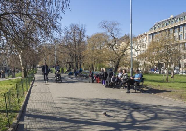 Вацлавскую площадь и Главный вокзал соединят трамвайной линией