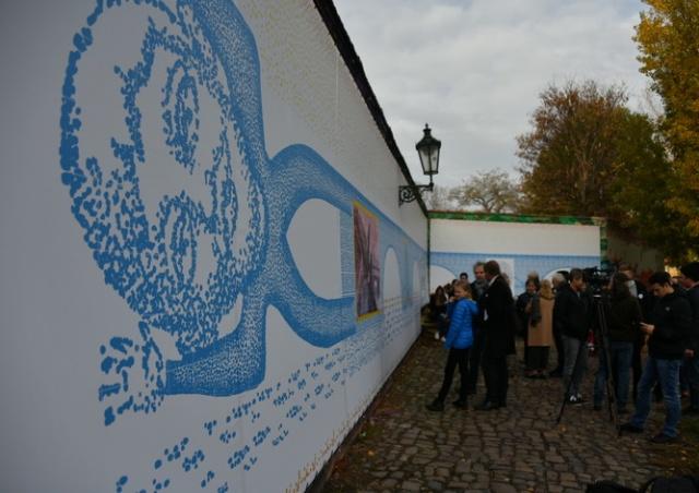 Бархатный мост на Кампе расскажет историю чешской демократии