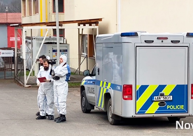 Под Прагой иностранец зарезал соседа по общежитию