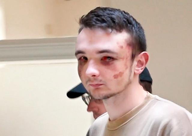 Пражский суд вынес приговор украинцу, порезавшему двух прохожих