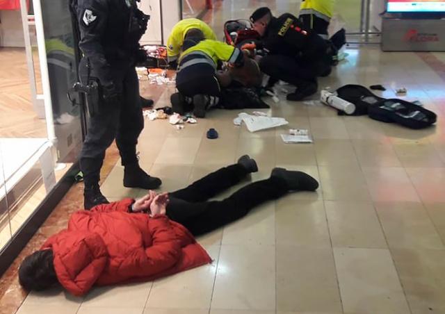 Конфликт пассажиров в метро Праги перерос в поножовщину