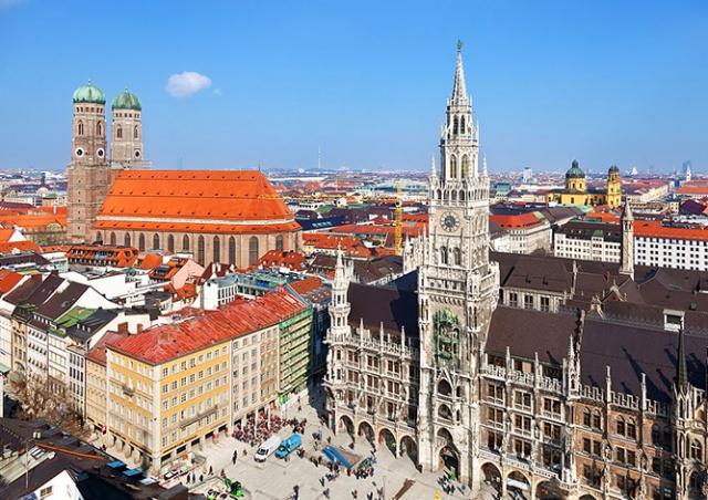 Как провести субботу: в Мюнхен с «Пражским путешественником»