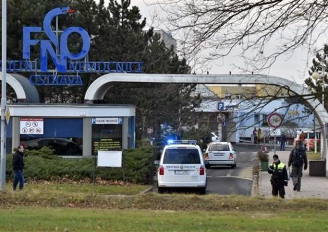 Неизвестный открыл стрельбу в чешской больнице: шестеро убитых