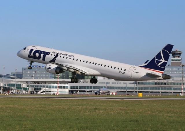 LOT отложил запуск новых рейсов из Праги в Будапешт