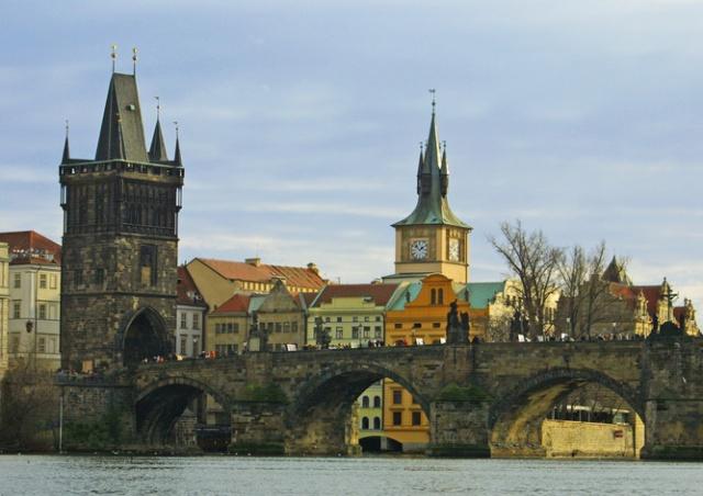 В Чехию идет потепление до +15°C