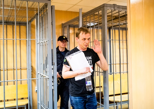 Иван Голунов потребовал извинений от государства