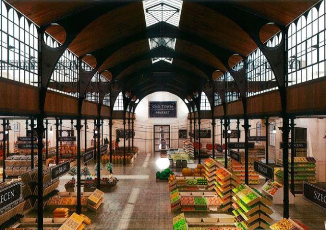 Прага получит рынок в стиле лондонского Covent Garden