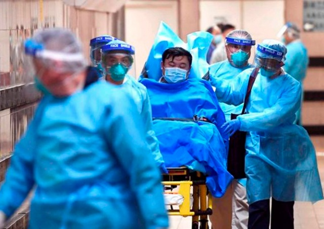 В России выявили двух первых больных коронавирусом
