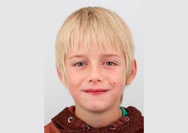 Полиция Чехии разыскивает пропавшего ребенка