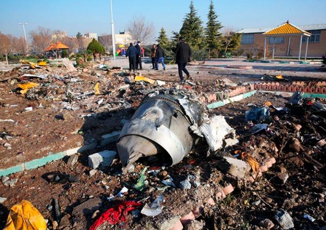 Премьер Канады: украинский «Боинг» был сбит иранской ракетой