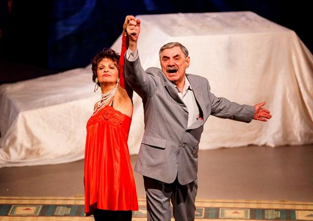 В Праге покажут театральную комедию «Заложники любви»