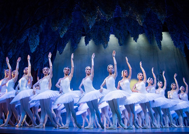 St. Petersburg Festival Ballet покажет в Чехии «Лебединое озеро» и «Щелкунчика»