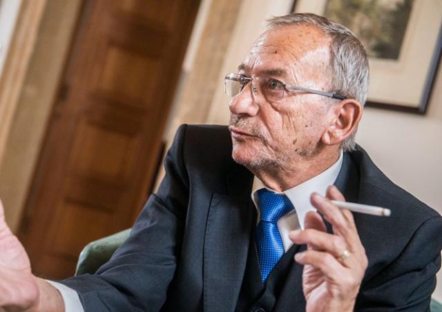 Умер председатель чешского Сената Ярослав Кубера