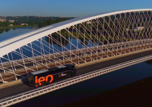 Leo Express объявил распродажу билетов